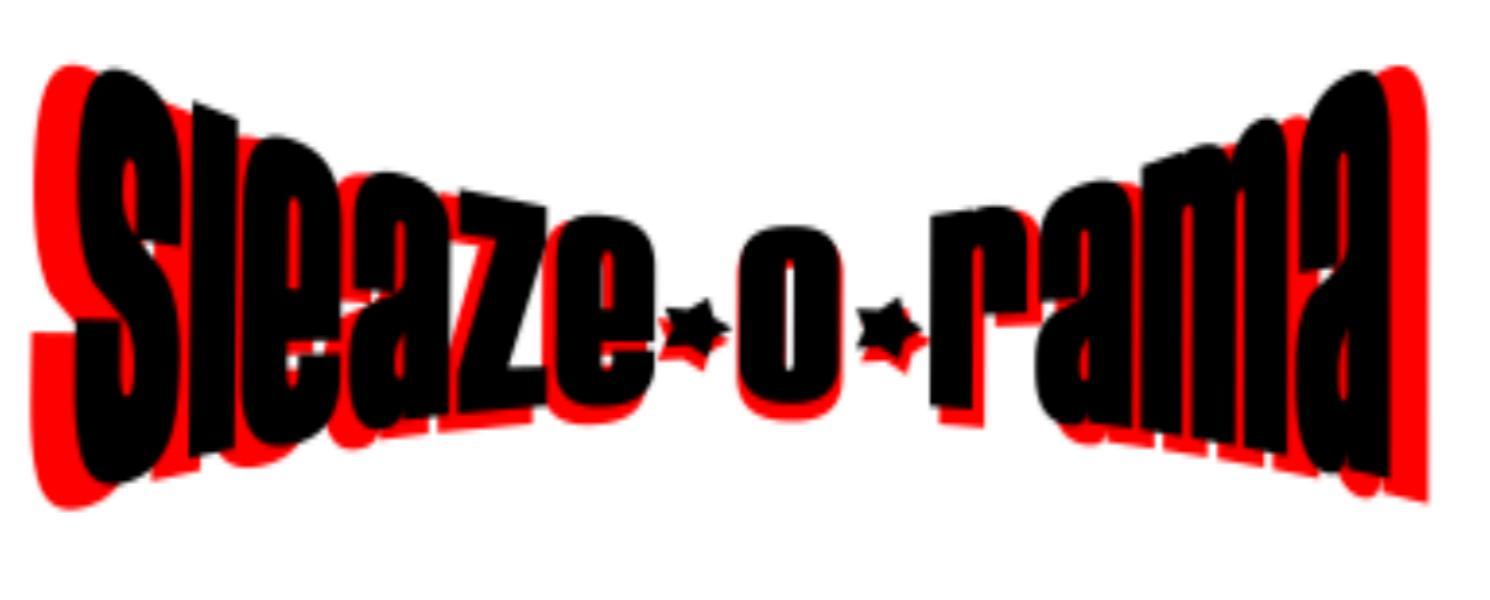 Sleaze Lyrics