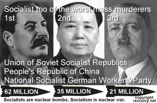 Socialism, need we say more....?