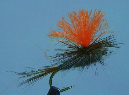 Parachute Mayfly (Hot Post)~SwittersB