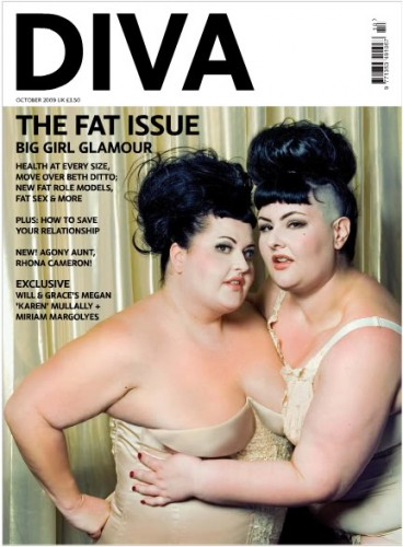 Diva Mag Fat Girls